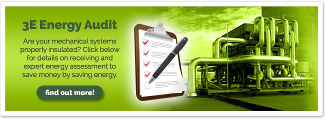3E Energy Audit