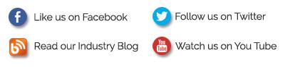 social media icons contact