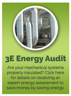 3e energy audit graphic
