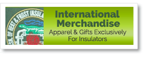 Apparel & Gifts Exclusively For Insulators