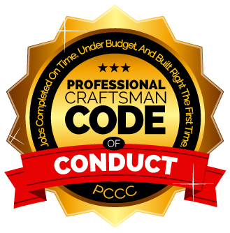 professional craftsman code of conduct