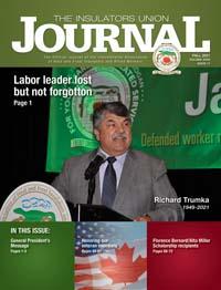 The Insulators Union Journal Thumbnail
