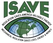 iSave: Insulation Saves America logo
