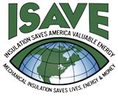 iSave: Insulation Saves America logo