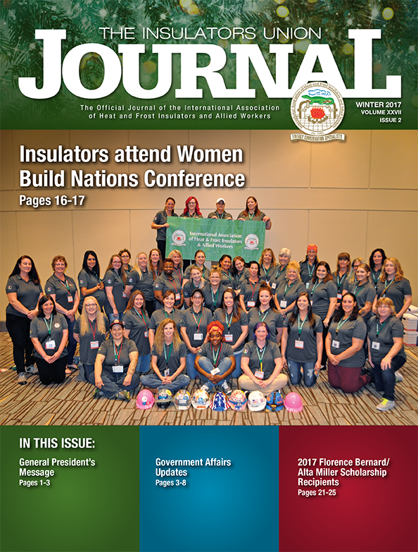 The Insulators Union Journal Thumbnail